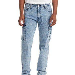 Other - Men's Athletlic Fit Cargo Jean